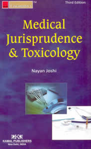 Medical Jurisprudence & Toxicology
