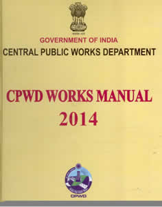 CPWD Works Manual 2014 (With Correction Slip No. 1, 2 & 3)